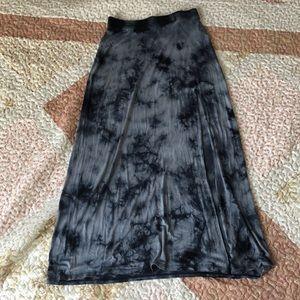 American Eagle Tie Dye Skirt